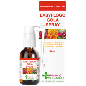 FARMACIE_VALCOMINO_EASYFLOGO_GOLA_SPRAY_PROPOLI_ROSA_CANINA_BROMELINA_LATTOFERRINA_20ML